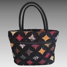 Donna Sharp Quilted Vintage Handbag