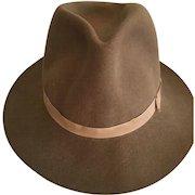 Vintage LL Bean felt hat