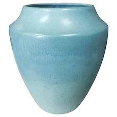 1920 Rookwood Pottery Aqua Glaze Vase
