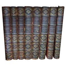The Works of John Ruskin, 9 Volume Set, (1878-1880)