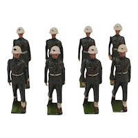 Britains Set #2021 US Military Police ('Snowdrops') 8 lead figures