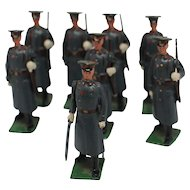 Britains Set #2027 Red Army Guards Lead Toy Soldiers