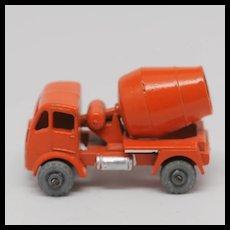 Matchbox 26a E.R.F Cement Mixer  VNM