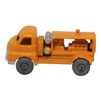 Lesney Matchbox 28a Bedford Compressor Vintage Toy