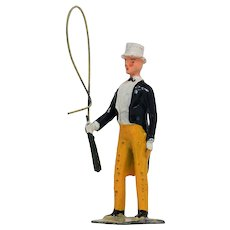 Britains Circus Ring Master 357B Lead figure