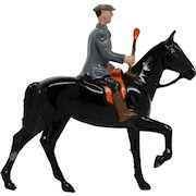Britains Lead Gentleman Farmer Mounted #598 from Hunt Series