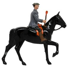Britains Lead Gentleman Farmer Mounted #598 from Hunt Series