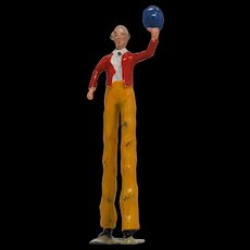 Britains Lead Man on Stilts from Ciircus Series