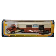 Corgi 1105 Berliet Horse Transporter Mint in Box