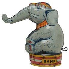 J Chein and Co USA  Elephant  Bank