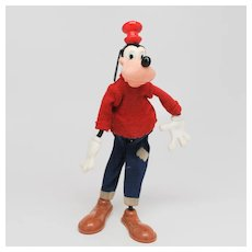 Marx Goofy Disney Twistable Toy 7 inches