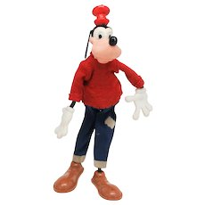 Marx Goofy Disney Twistable Toy 7 inches