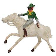 Johillco John Hill Co Riding Cowgirl.