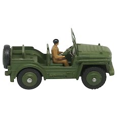 Dinky Austin Champ 674 British Jeep Equivalent Near Mint Issued 1954