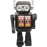 Vintage  Battery Operated  Robot Japan -Decorative, not working