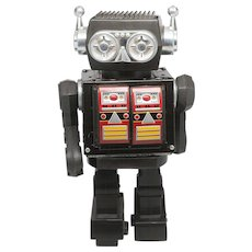 Vintage  Battery Operated  Robot Japan -Decorative, not working - Red Tag Sale Item