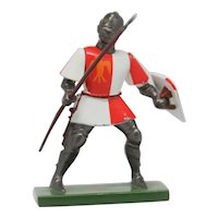 Britains Knights of Agincourt or Tournament Sir Wiliam Phillip Nbr 08413