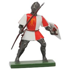 Britains Knights of Agincourt or Tournament Sir Wiliam Phillip Nbr 08413