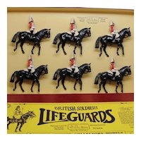 Britains Limited Edition Life Guards Set No 5184 one of 7000