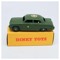 Dinky Toys 675 Army Staff Car NMIB