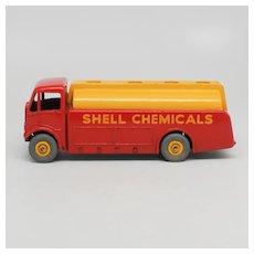 1955 Dinky Supertoys Shell Chemicals Tanker 991  Near Mint