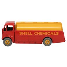 1955 Dinky Supertoys Shell Chemicals Tanker 991  Near Mint