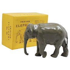Britains Indian Elephant 901 from Zoo Series Mint in Box