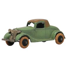 Vintage Tootsietoy 1934 Ford Convertible Coupe