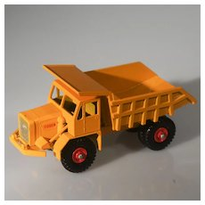 Lesney Matchbox King Size K5 Foden Dumper Truck Diecast Model