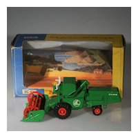 Matchbox King-Size K-9 Claas Combine Harvester MIB