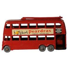 Vintage Lesney Matchbox 56A London Trolley Bus