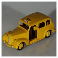 Vintage Dinky Toy #254 Austin Taxi 1951