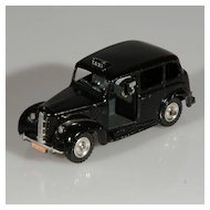 Vintage Dinky Toy 254 London Austin Taxi Cab 1959-1962