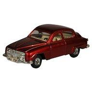 Dinky Toys nbr 156 Saab 96, Mint