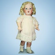 "18"" S.F.B.J. French doll circa early 1900s"