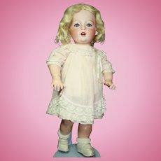 "18"" S.F.B.J. French doll circa early 1900s"
