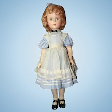 "21"" Madame Alexander Alice In Wonderland Doll"