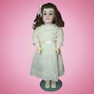 "22"" J.D.Kestner Doll German circa 1898"