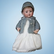 "14"" Carl Bergner doll circa 1912"