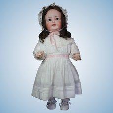"22"" Adolf Hulss German Doll circa 1925"