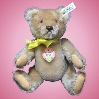 "10"" Steiff Teddy with Moving Head   Replica"