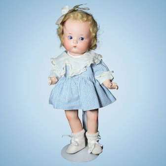 """9.5"""" Just Me Doll by Armand Marseille c1929"""