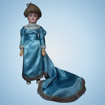 "22"" J.D.Kestner Doll circa 1898"