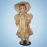 """22"""" J. Steiner Doll circa 1887"""