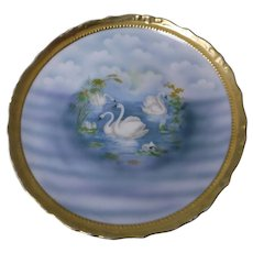 Johann Seltmann Plate