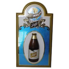 Vintage Beer Sign - 3D Schlitz c 1977