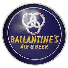 Ballentine's Ale & Beer Tray
