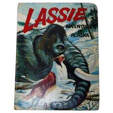 "Lassie ""Little Book"" Adventure in Alaska"