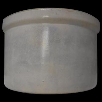 Vintage Ohio Stoneware Utilitarian Crock