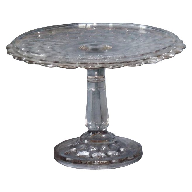 Eapg Cake Stand
